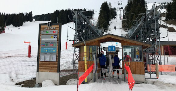 Courchevel changes lift name - Courchevel Enquirer