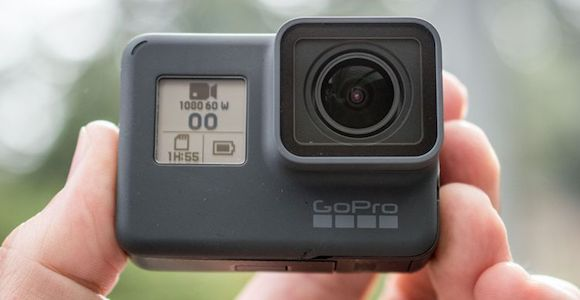 Gopro Hero 6 - great action camera, monster price. - Courchevel Enquirer