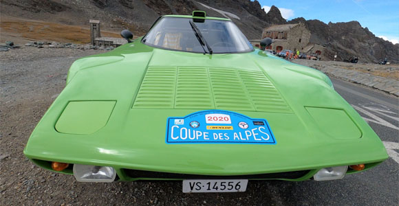 Coupe des Alpes - Courchevel Enquirer